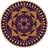 Elegant Mandala Royalty Free Stock Photography