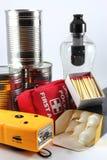Emergency Kit Stock Photo