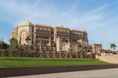 Emirates Palace Stock Image