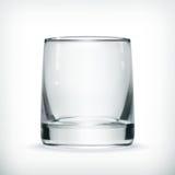 Empty glass Stock Photos