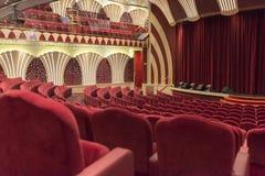 Empty theater Stock Photos