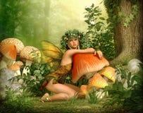 Enchanted Wood, 3d CG Stock Photography