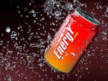 Energy drink Stock Photos