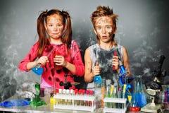 Enfants modifiés Photos libres de droits