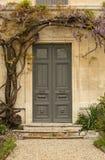 Entrance door Stock Image