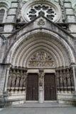Entrance St. Fin Barre, Cork, Ireland Stock Photos