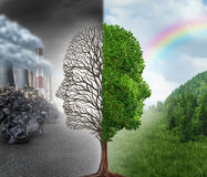 Environment Change Royalty Free Stock Images
