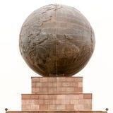 Equator Sphere Monument In Quito Ecuador Stock Photography