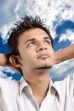 Esamini il cielo Fotografia Stock Libera da Diritti