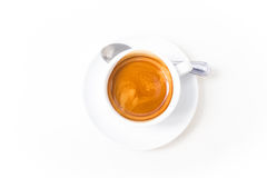 Espresso coffee Royalty Free Stock Image