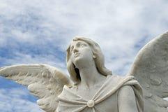 Estatua del ángel Imagen de archivo libre de regalías