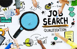 Ethnicity People Discussion Job Search Teamwork Concept Stock Photos