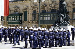 EUROPE MALTA VALLETTA Royalty Free Stock Photo