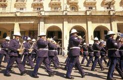 EUROPE MALTA VALLETTA Royalty Free Stock Photos