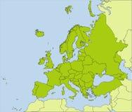 European countries Royalty Free Stock Photo