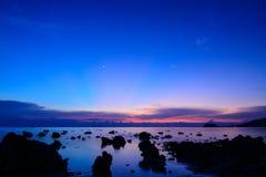 Evening sky Royalty Free Stock Photography