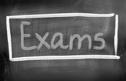 Exams Concept Stock Image