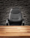 Executive chair in luxury office business concept Royalty Free Stock Photos