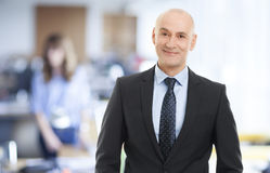 Executive director Royalty Free Stock Images