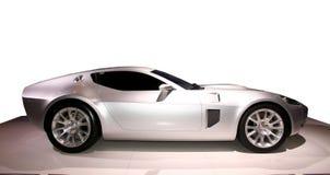 Expensive, fancy sports car Stock Photos