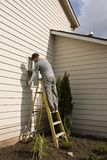 Exterior House Painting Royalty Free Stock Image