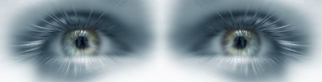 Eyes Future vision