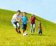 Family lifestyle Royalty Free Stock Image