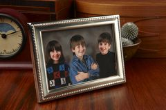 Family photo Stock Photos
