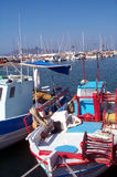 fartyg greece Arkivbilder