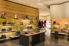 Fashion Bag Boutique Stock Photos