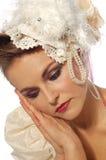 Fashion bride Royalty Free Stock Photos