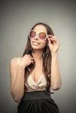 Fashion sunglasses Stock Photos