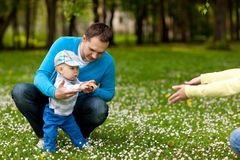 Father Royalty Free Stock Images
