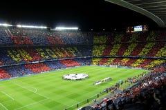 FC BARCELONA Royalty Free Stock Photo