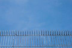 Fence spike Stock Photos