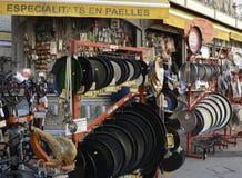 Ferramenta a Valencia, Spagna Fotografia Stock