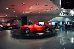 Ferrari-Welt in Abu Dhabi UAE Lizenzfreies Stockfoto