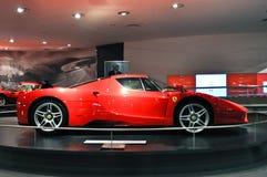 Ferrari-Welt in Abu Dhabi UAE Stockfoto