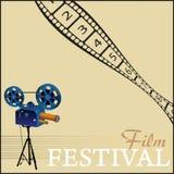 Festival di pellicola Immagini Stock Libere da Diritti
