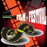 Festival di pellicola Fotografia Stock Libera da Diritti