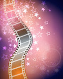 Film Movie Background Royalty Free Stock Images