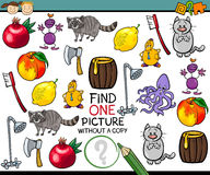 Find single picture game cartoon Stock Images