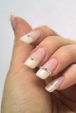 Fingernails Royalty Free Stock Image