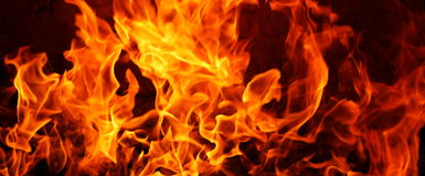 Fire bacgroud Royalty Free Stock Images