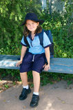 First day of school Royalty Free Stock Photography