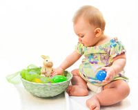 First Easter Stock Photography