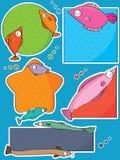Fish Tag Price Stock Image