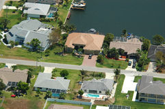 Florida residential Royalty Free Stock Photography