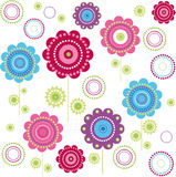 Flower texture Royalty Free Stock Images