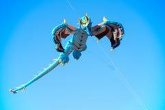 Flying Dragon Kite Royalty Free Stock Photo